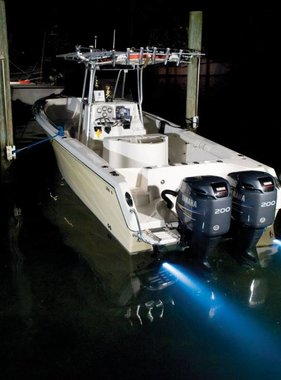 Perko Underwater Light - LED for Trim Tabs