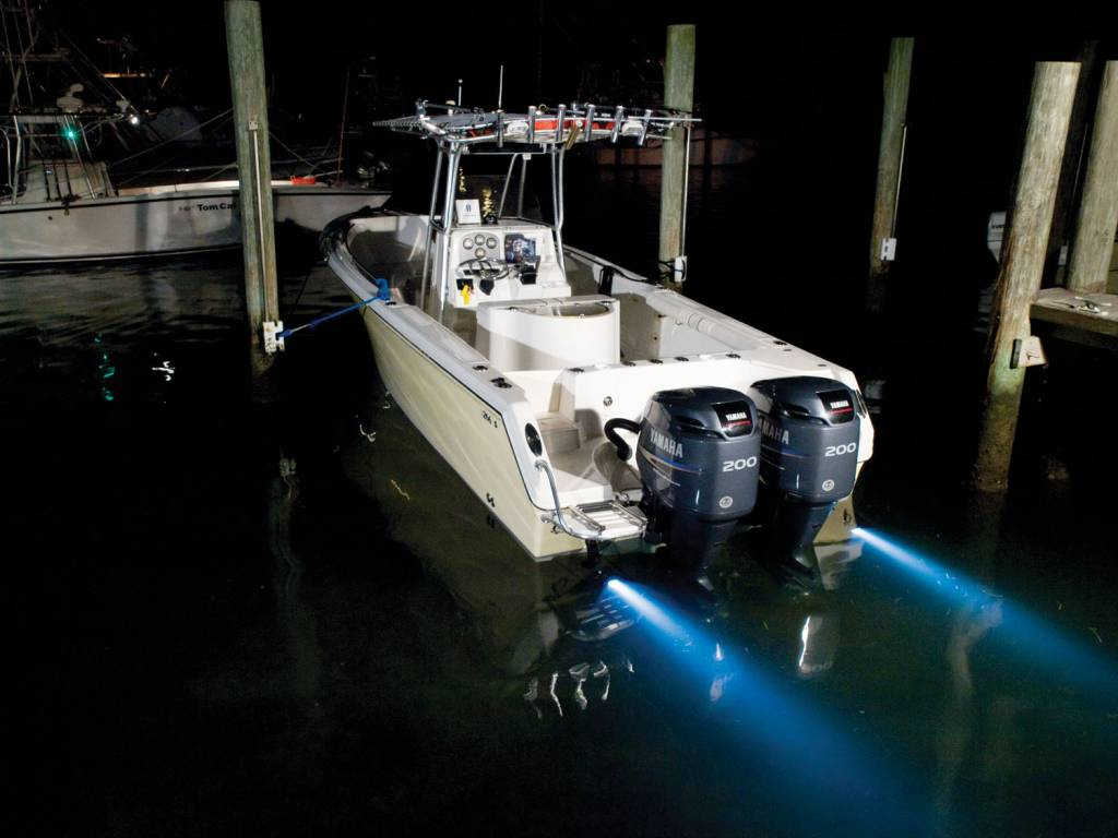 Underwater Light - LED Surface Mount for Trim Tabs - 1st-Relief