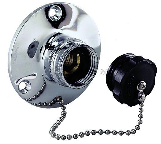 Perko Spare Plug met ketting