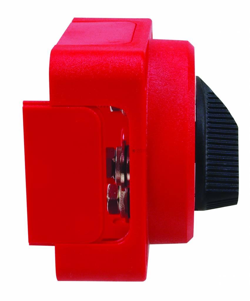 Perko Compacte batterij keuzeschakelaar (optioneel met sleutel slot)