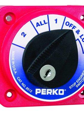 Perko Compacte batterij keuzeschakelaar