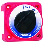 Perko Compact Battery Disconnect Switch (optioneel met sleutel slot)