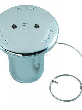 """Perko Tappo di ricambio con O-ring; per tubo di riempimento benzina o tubo di riempimento diesel; per tubo 2 """""""