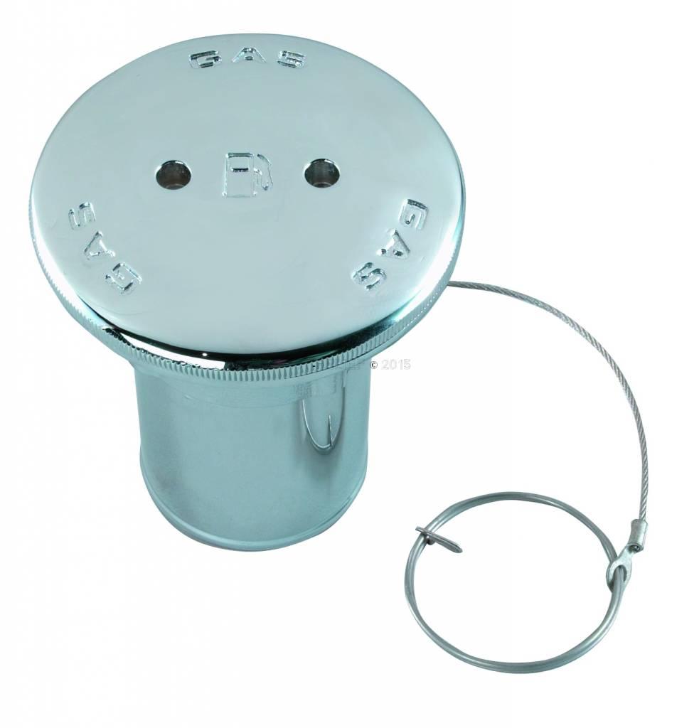 """Perko Запасной колпачок с уплотнительным кольцом; для бензина заполнения трубы или дизельное топливо заполнения трубы; для 2 """"шланга"""