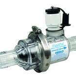 Perko FlushPro (TM) Motorkühlung mittels Schlauchanschluss (für Wartung und Einwintern)