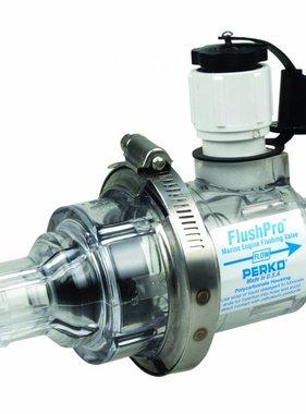 Perko FlushPro (TM) Marine Engine Flushing e Valve Invernale