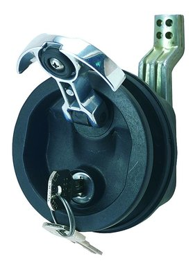 "Perko ""T"" - handle surface mount lock"
