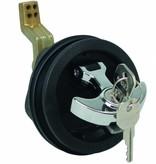 "Perko ""T"" - handvat surface mount buiten lock, alle cam bar opties"