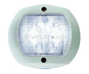 LED Navigation Light for vertical mount - Stern Light (White)