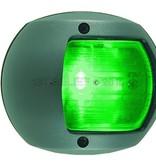 Perko LED Navigation Light for vertical mount - Starboard (Green)