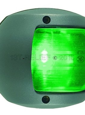 Perko LED Vertical Navigation Light - Stuurboord