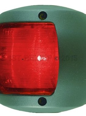 Perko LED Vertikale Navigation Light - Backbord