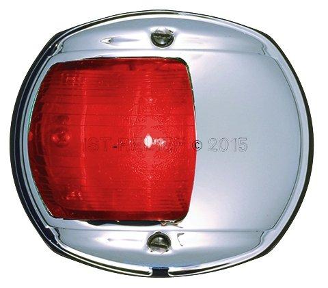 Perko LED Navigatie licht voor verticale mount - Bakboord (Rood)