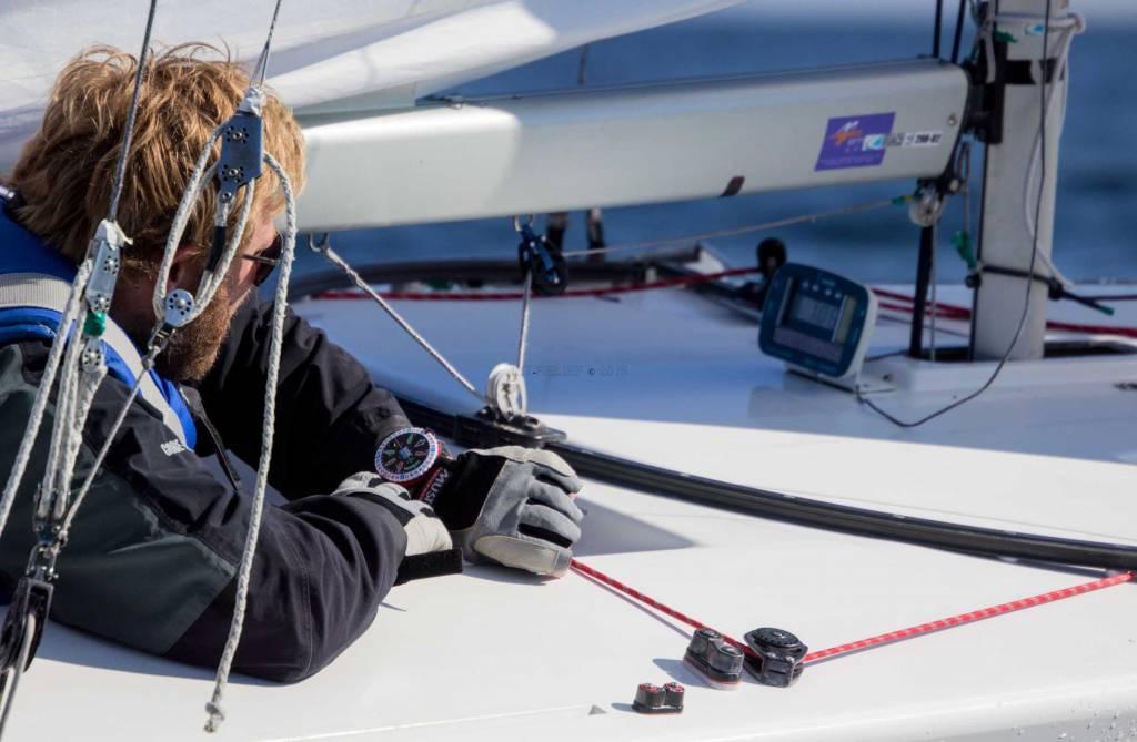 TackingMaster TackingMaster ein taktisches Navigationsgerät zum Lesen des Windes beim Regattasegeln