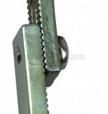 Perko Lock Flush con 2 llaves, retenes indican la posición de apertura o cierre, de fácil instalación en un agujero de 2 pulgadas de diámetro