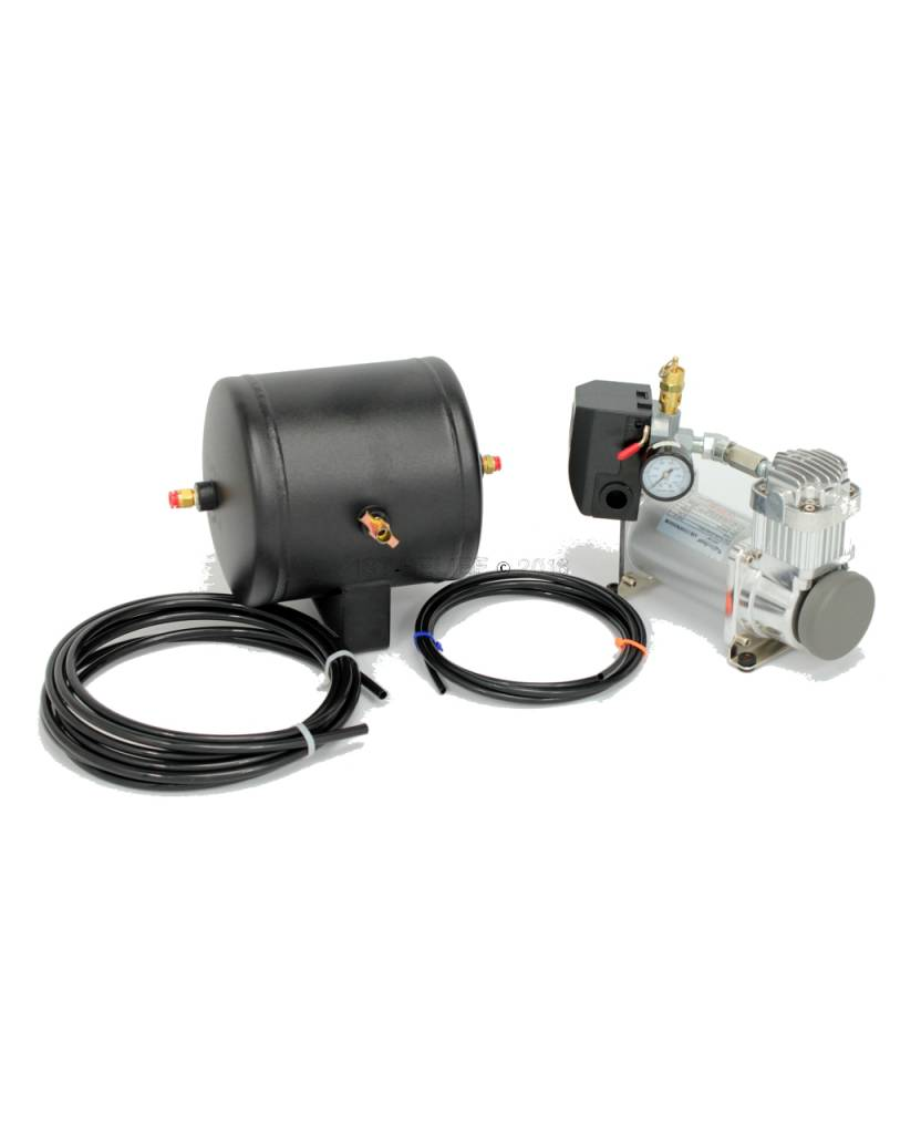 Kahlenberg Compressor / Tank Kit, P449-17, 12 VDC For S-0A and D-0A Marine Air Horns