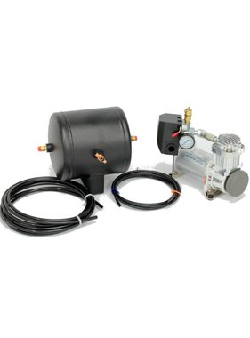 Kahlenberg Compressor-Tank Kit [24 VDC] for S-0A, D-0A and T-0A