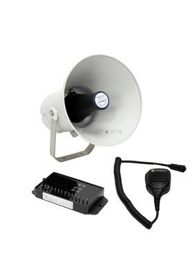 Kahlenberg KB-15x elektronische scheepshoorn / megafoon