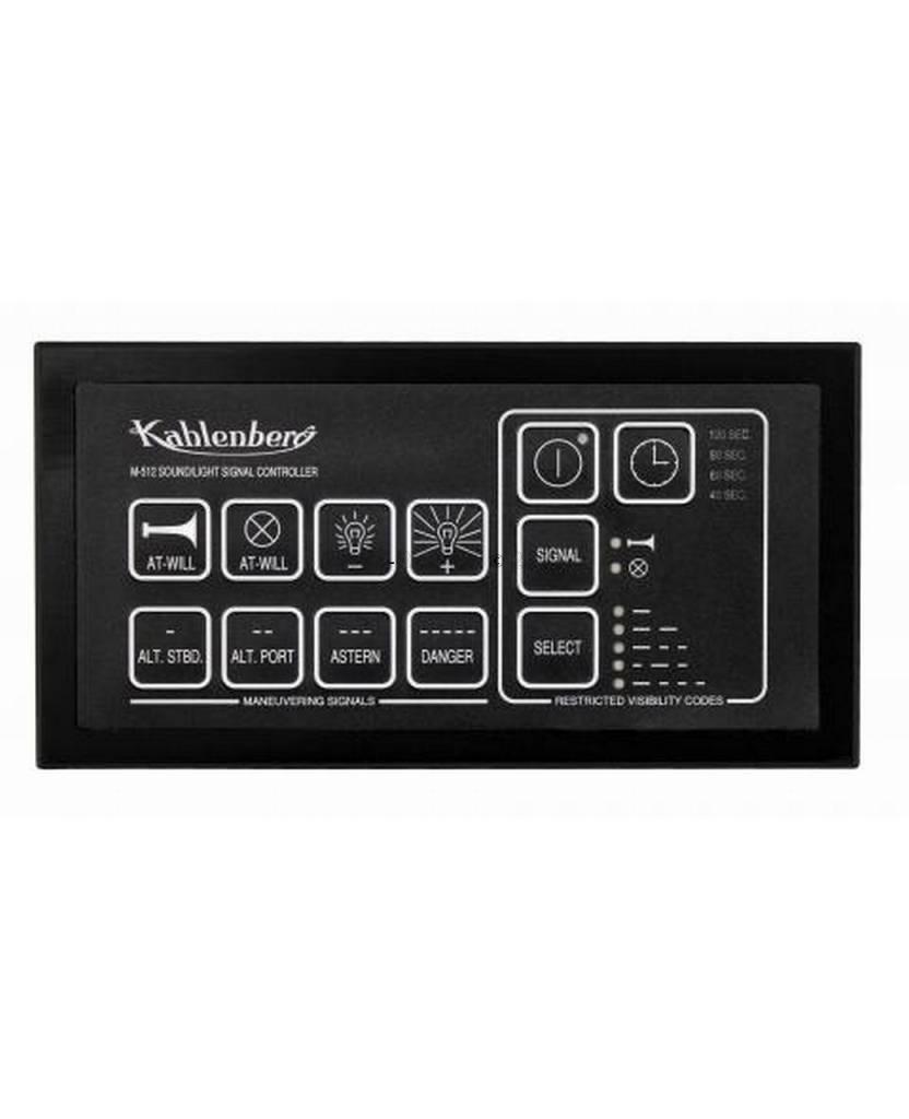 Kahlenberg KB-30A elektronisches Schiffshorn / Megafon Paket mit optionaler M-512 Ton und Licht Steuerung