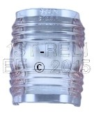 Perko 225° Piezas de lentes blancos para Masthead Luces