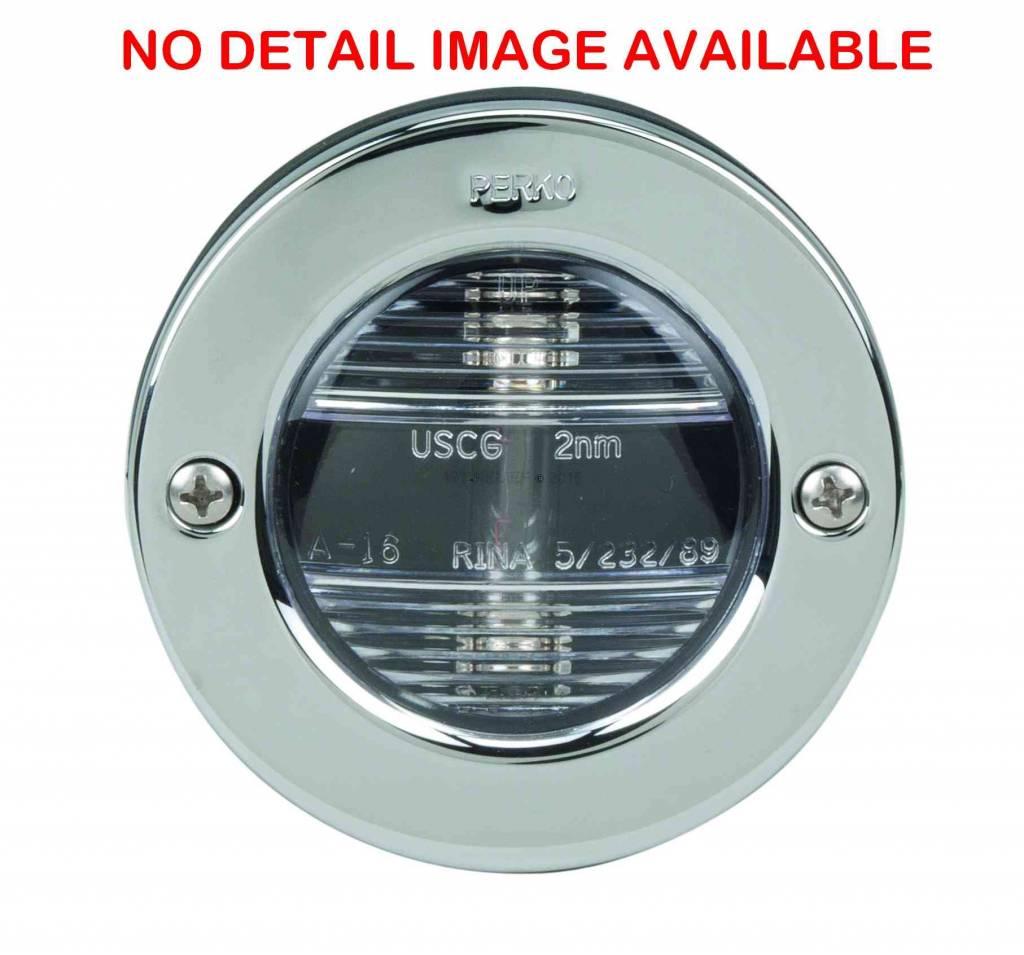 Perko 12 VDC Socket Vergadering voor verticale montage heklicht 1st010946