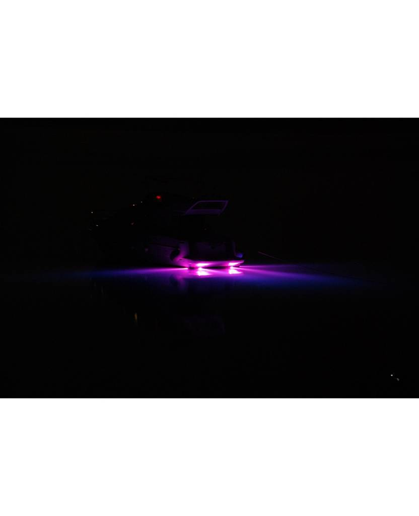 Astel Ecuador MSR1280 ultra-delgada luz subacuática LED compacta