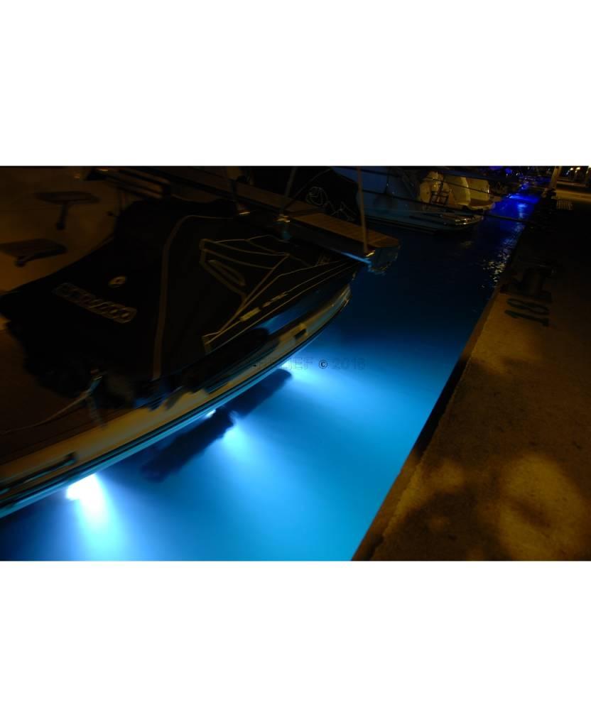 Astel Conus MSR18240 hoogvermogen LED onderwater verlichting ontworpen als schuine afgeknotte kegel