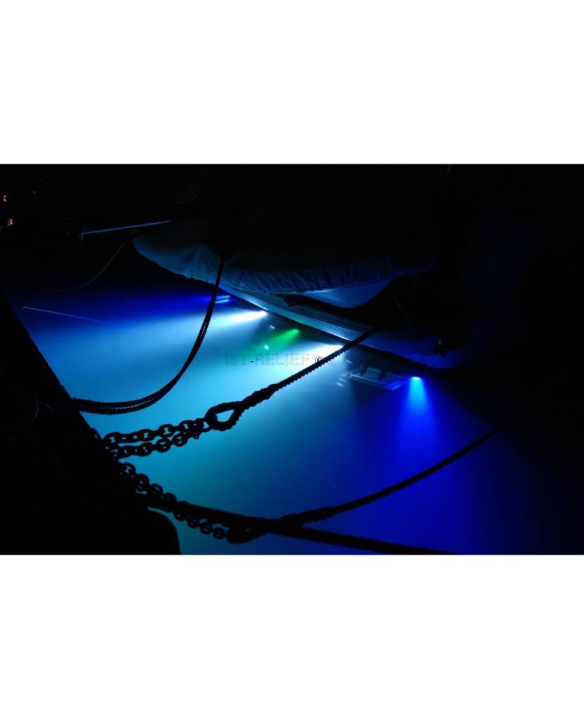 Astel Convex MST0680 LED onderwater verlichting voor standaard oppervlak op de achtersteven van de romp