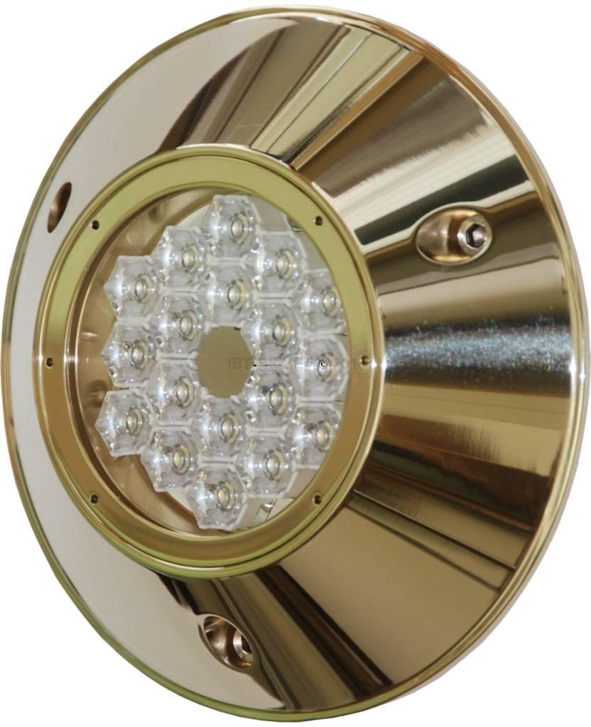 Astel luce subacquea per superficie convessa di serie MST0680 LED a poppa dello scafo