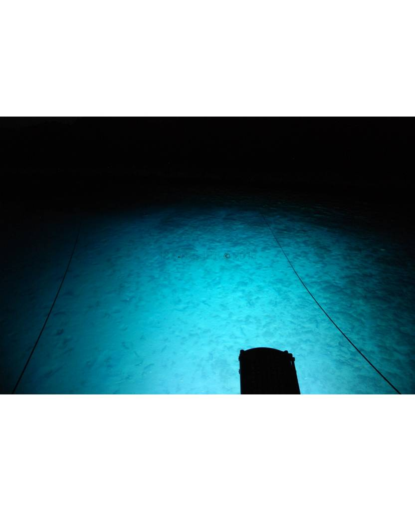 Astel Superyacht Unterwasser LED Licht Konvex MSR18240S
