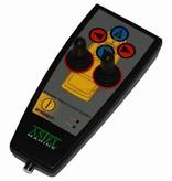 Astel Remote Controller MYW868CP; de handheld zender om te communiceren met de Unit Base Controle