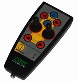 Astel Fernbedienung MYW868CP; Der Handsender mit dem Basissteuereinheit zu kommunizieren