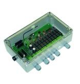 Astel Base Control Unit MYW868B; de aansluitkast bestaat met inbegrip van de ontvanger om te communiceren met de afstandsbediening
