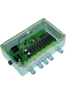 Astel Base de la Unidad de Control MYW868B (receptor)