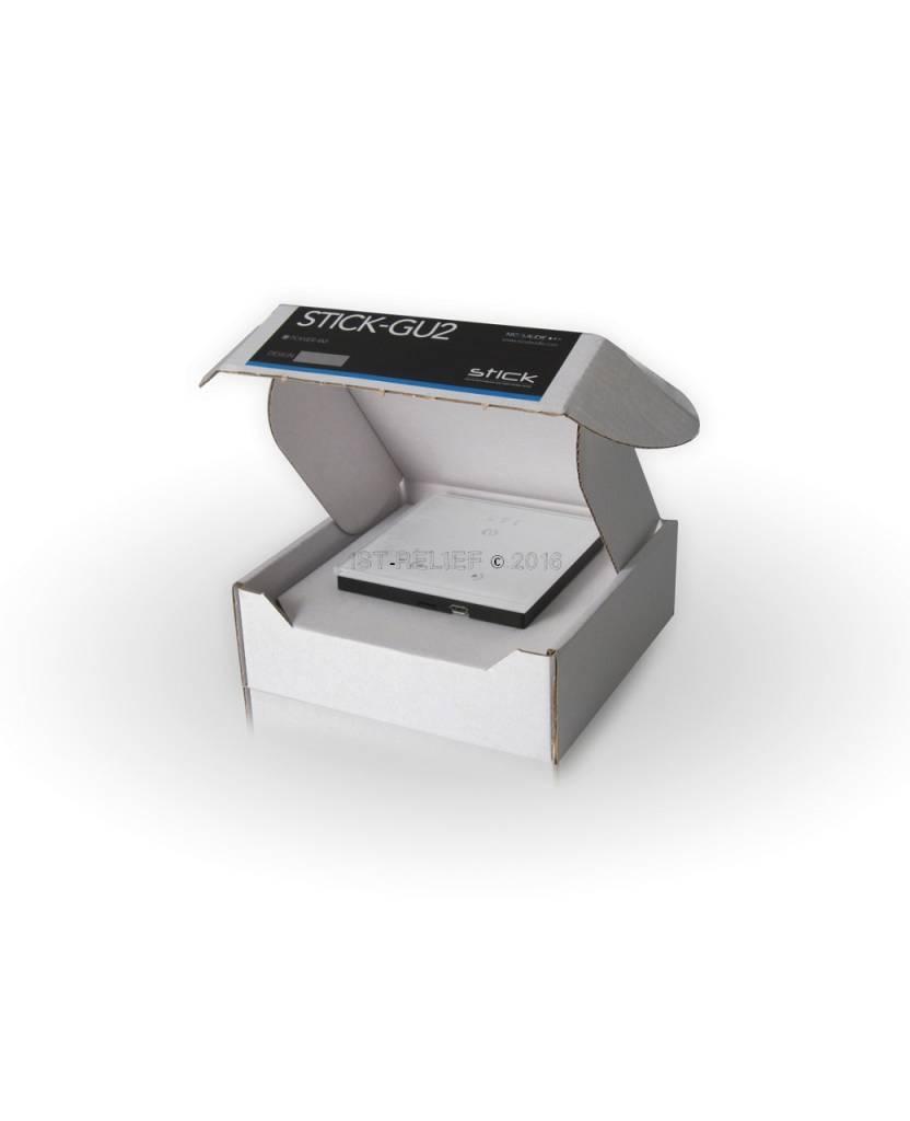 Nicolaudie DMX512 controlador de STICK-GU2 vidrio sensible al tacto afrontó el controlador DMX