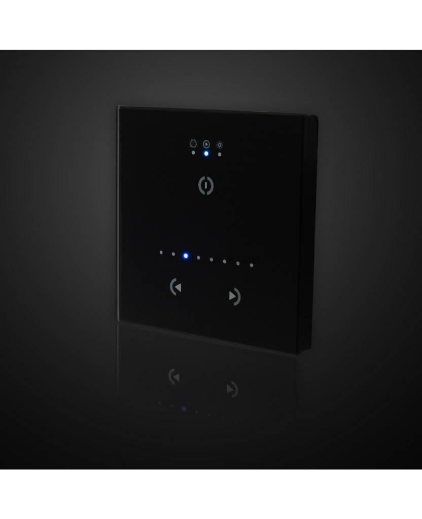 Nicolaudie DMX512-Controller STICK-GU2 berührungsempfindliche Glasfront DMX-Controller