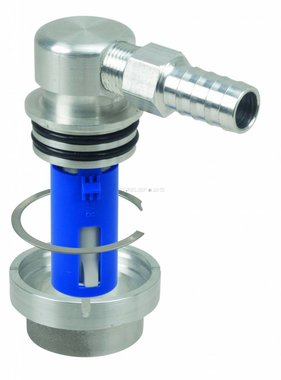 Perko Fill Limit Valve (Swivel, for Aluminum Tanks)