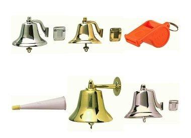 Della nave campana, nave corno, fischio