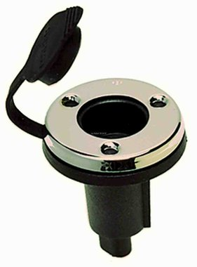 Perko Pole Light Mounting Base (round) Plug-In Type