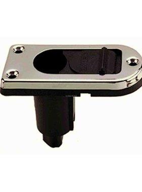 Perko Poste de luz Base de montaje (rectangular) Tipo plug-in