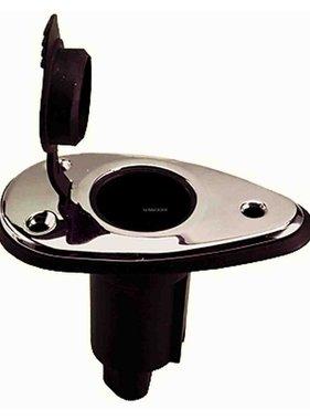 Perko Поляк Light Монтажное основание (каплеобразная поверхности) Тип Plug-In