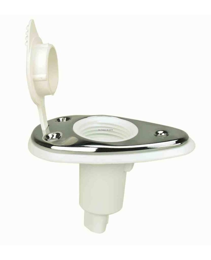 Perko Pole Light Montagesockel (tropfenförmige Oberfläche) Plug-In-Typ