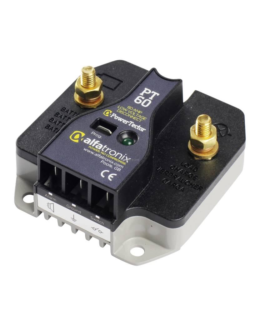 Alfatronix 9-32 VDC Batterij-guard