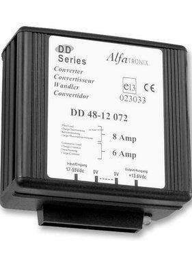 Alfatronix 48 VCC a 12 VCC del convertidor de energía no aislado