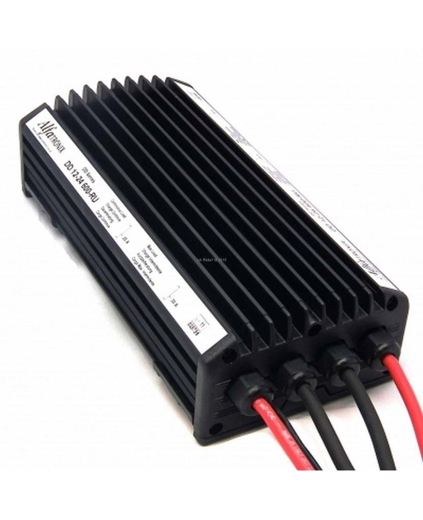 Alfatronix 12 VDC a 24 VDC Convertitore non isolato