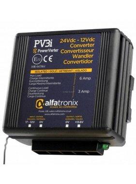Alfatronix 24 VDC a 12 VDC Convertitore isolato