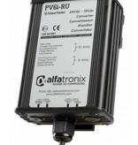 Alfatronix 24 VDC auf 12 VDC Spannungswandler isoliert