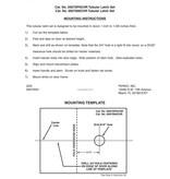 Perko Cabindoor - Mortise Tubular Latch Set