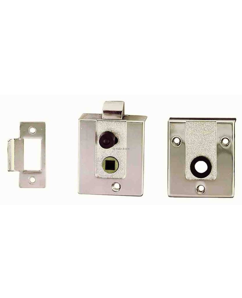Perko Cabindoor - Flush latch set with knob handle