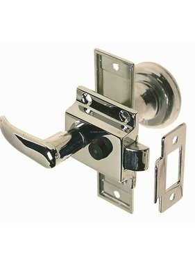 Perko Cabindoor - Rim Latch Set with Flush Strike